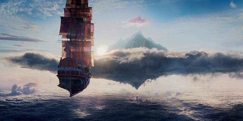 Vendedor, pegue o navio para sair da Terra do Nunca - aí não é seu lugar