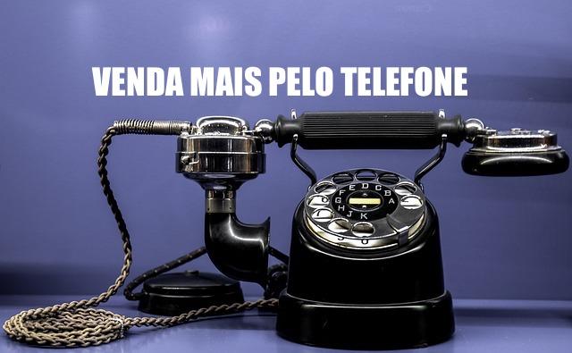 Vender ao telefone é uma arte, e aqueles que se prepararem para passar uma boa impressão no momento da comunicação serão bem sucedidos.