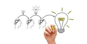 Composição de ideias para o treinamento